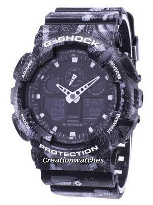 Casio G-Shock Marcelo Burlon Limited Edition GA-100MRB-1A GA100MRB-1A Men's Watch