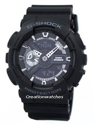 Casio G-Shock GA-110-1B GA110-1B Men's Watch