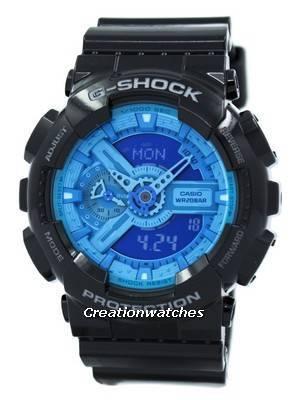 Casio G-Shock GA-110B-1A2 GA110B-1A2 Men's Watch
