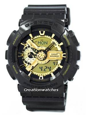 Casio G-Shock World Time GA-110BR-5A Men's Watch