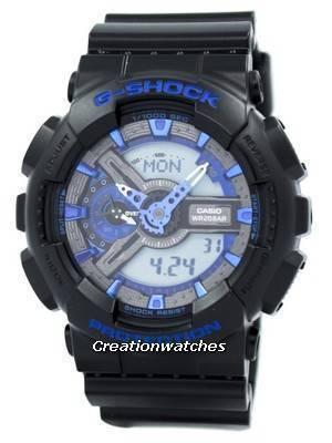 Casio G-Shock Analog-Digital GA-110CB-1A Men's Watch