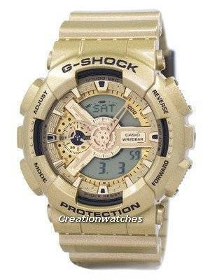 Casio G-Shock Analog-Digital GA-110GD-9A GA110GD-9A Men's Watch