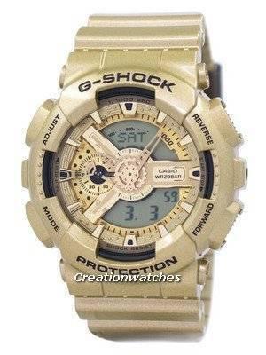 Casio G-Shock Analog-Digital GA-110GD-9A Men's Watch
