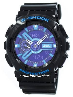 Casio G-Shock GA-110HC-1A GA110HC-1A X-Large Series Men's Watch