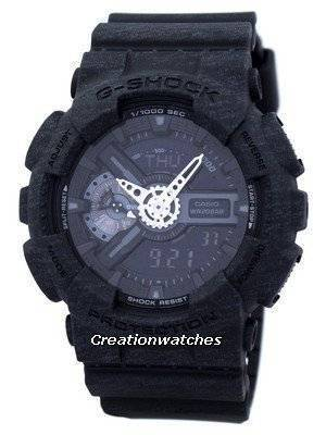 Casio G-Shock Heather Colors Series Shock Resistant Analog Digital GA-110HT-1A Men's Watch