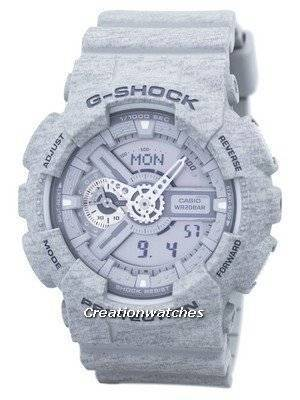 Casio G-Shock Analog Digital GA-110HT-8A GA110HT-8A Men's Watch