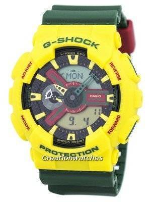 Casio G-Shock Analog & Digital GA-110RF-9A Men's Watch