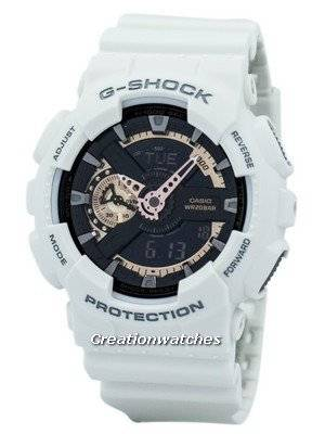 Casio G-Shock Analog Digital GA-110RG-7A Men's Watch