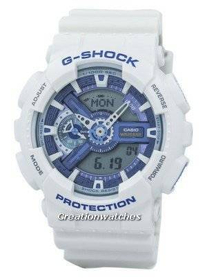 Casio G-Shock Analog Digital 200M GA-110WB-7A GA110WB-7A Men's Watch
