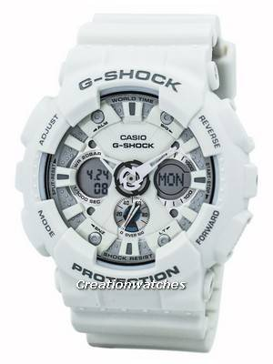 Casio G-Shock GA-120A-7A GA-120A-7 Analog Digital Men's Watch