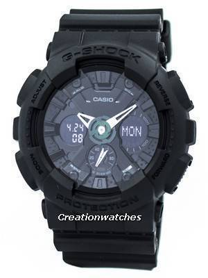 Casio G-Shock Analog Digital GA-120BB-1A Men's Watch