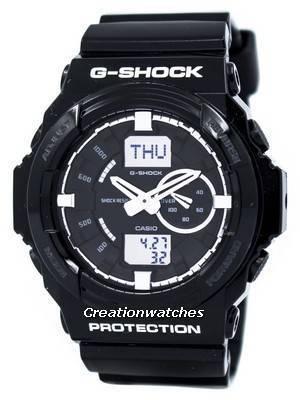 Casio G-Shock GA-150BW-1ADR G382  Men's Watch