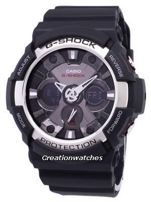 Casio G-Shock Analog-Digital GA-200-1A Men's Watch