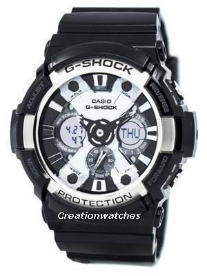 Casio G-Shock GA-200BW-1ADR Men's Watch