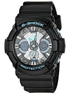 Casio G-Shock Ana-Digi GA-201BA-1A Men's Watch