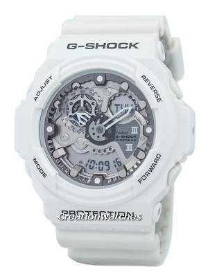 Casio G-Shock Analog Digital GA-300-7ADR  Men's Watch