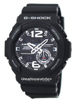 Casio G-Shock Analog-Digital GA-310-1A Men's Watch