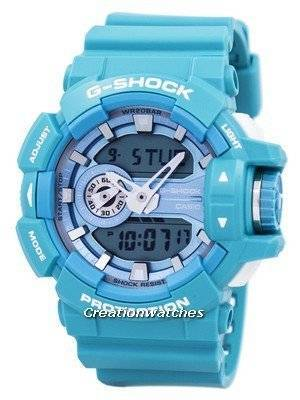 Casio G-Shock Analog-Digital GA-400A-2A GA400A-2A Men's Watch
