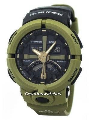 Casio G-Shock Analog Digital 200M GA-500P-3A Men's Watch