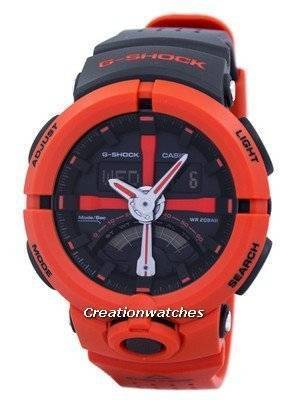 Casio G-Shock Analog Digital 200M GA-500P-4A GA500P-4A Men's Watch