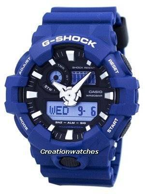 Casio G-Shock Analog Digital 200M GA-700-2A GA700-2A Men's Watch