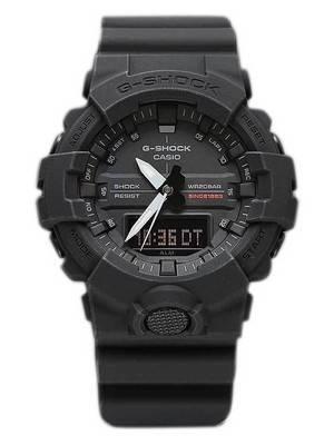 "Casio G-shock Anniversary ""BIG BANG BLACK"" Shock Resistant GA-835A-1AJR Men's Watch"