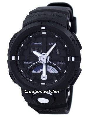 Casio G-Shock Analog Digital 200M GA-500-1A GA500-1A Men's Watch