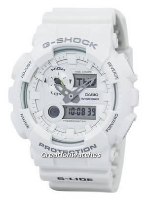 Casio G-Shock G-Lide Analog Digital GAX-100A-7A Men's Watch