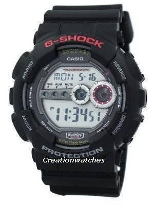 Casio G-Shock GD-100-1ADR GD-100-1AD GD-100-1A Men's Watch