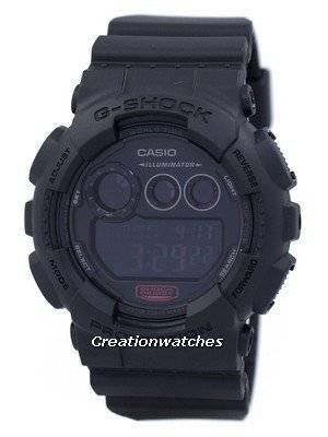 Casio G-Shock Illuminator World Time GD-120MB-1 Men's Watch