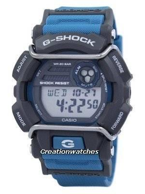 Casio G-Shock Flash Alert Super Illuminator 200M GD-400-2 Men's Watch