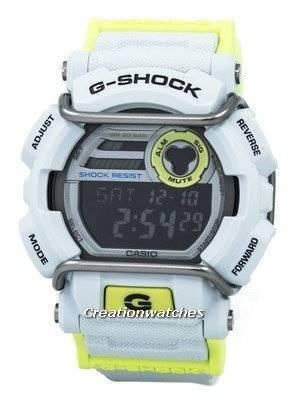 Casio G-Shock Digital World Time GD-400DN-8 Men's Watch