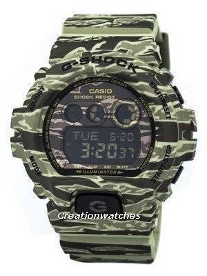 Casio G-Shock Digital Camouflage Series GD-X6900CM-5 Men's Watch