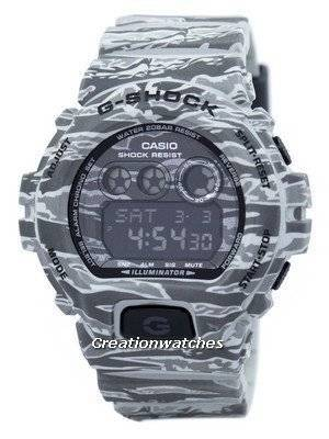 Casio G-Shock Camouflage Series Digital GD-X6900CM-8 GDX6900CM-8 Men's Watch