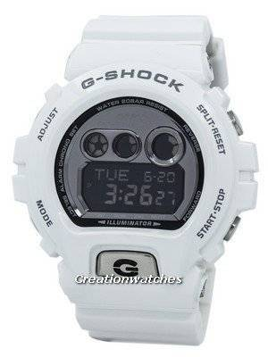 Casio G-Shock Digital Multi Function White GD-X6900FB-7 Men's Watch