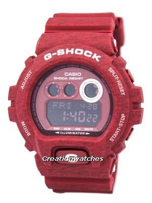 Casio G-Shock Digital Illuminator 200M GD-X6900HT-4 Men's Watch