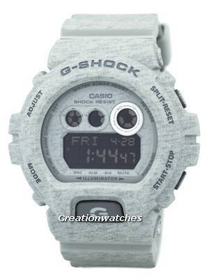 Casio G-Shock Digital Illuminator 200M GD-X6900HT-8 Men's Watch