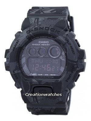 Casio G-Shock Camoflague Series Chrono Alarm Digital GD-X6900MC-1 GDX6900MC-1 Men's Watch