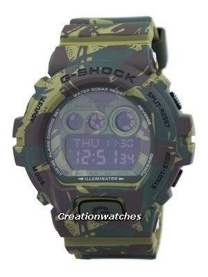 Casio G-Shock Camoflague Series Chrono Alarm Digital GD-X6900MC-3 GDX6900MC-3 Men's Watch