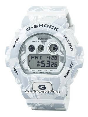 Casio G-Shock Digital Camouflage Series GD-X6900MC-7 Men's Watch