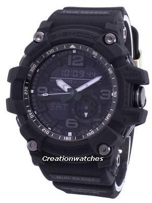 Casio G-Shock Anniversary Limited Edition Mudmaster GG-1035A-1A GG1035A-1A Men's Watch