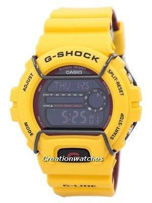 Casio G-Shock G-Lide Shock Resistant Digital GLS-6900-9DR GLS6900-9DR Men's Watch