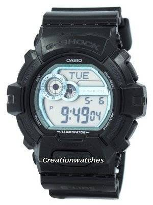Casio G-Shock GLS-Winter G-Lide Classic Black GLS-8900-1 Men's Watch