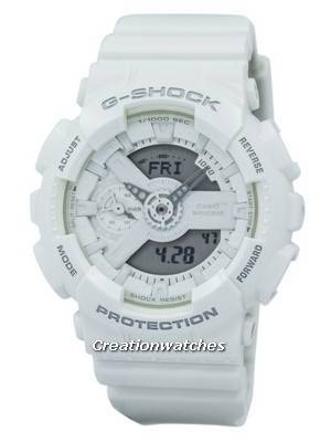 Casio G-Shock S Series Analog Digital World Time GMA-S110CM-7A1 Men's Watch