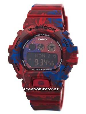 Casio G-Shock S Series Digital World Time GMD-S6900F-4 Men's Watch