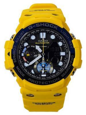 Casio G-Shock GULFMASTER Twin Sensor GN-1000-9A Men's Watch