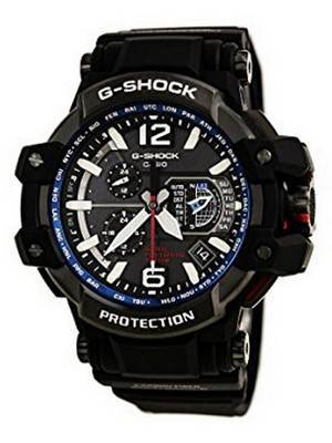 Casio G-Shock GPS Hybrid Atomic GPW-1000-1AJF Men's Watch