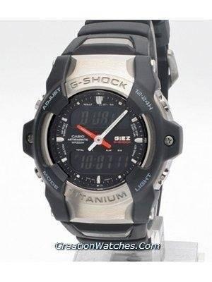 Casio G Shock Giez Titanium Limited Edition GS-300C-N8BVTDS Men's Watch