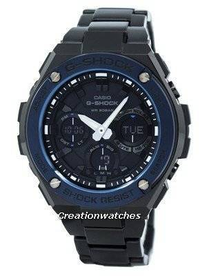 Casio G-Shock G-STEEL Analog-Digital World Time GST-S110BD-1A2 Men's Watch
