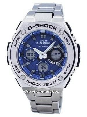 Casio G-Shock Tough Solar Shock Resistant 200M GST-S110D-2A Men's Watch